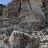 #97 in the Bouldering Guide to Utah. A great V0-V1.