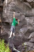 Rock Climbing Photo: Hanging out...