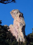 Rock Climbing Photo: The incredible Maiden formation of the Flatiron's ...