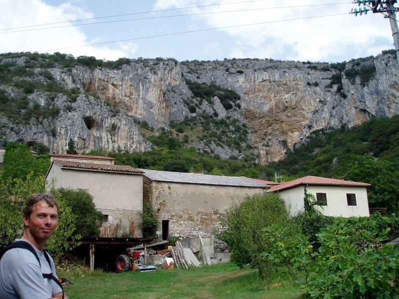 Rock Climbing Photo: OSP