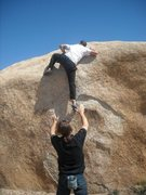 Rock Climbing Photo: Turnbuckle