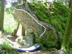 Rock Climbing Photo: 2. The Deer Hunter