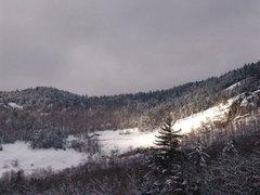 Rock Climbing Photo: White Mountains, New Hampshire