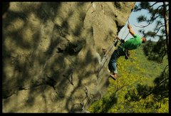 Rock Climbing Photo: social outcast
