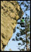 Rock Climbing Photo: social outcast