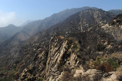 Rock Climbing Photo: View of Lower Gibraltar area from the Peanut Galle...