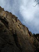 Rock Climbing Photo: Ian Achey on The Good, The Bad, and The Jacked. Ph...