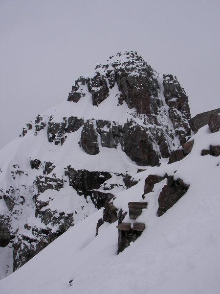Rock Climbing Photo: Sick!