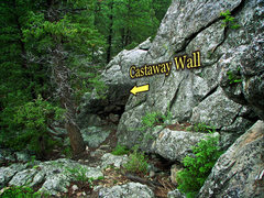 Rock Climbing Photo: Castaway Overview photo beta.