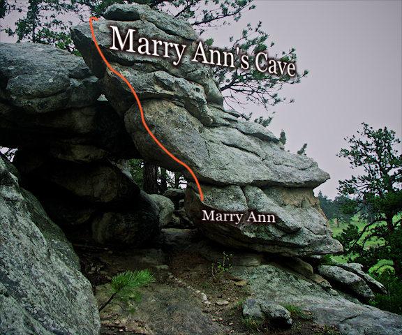 Rock Climbing Photo: Marry Ann photo beta.