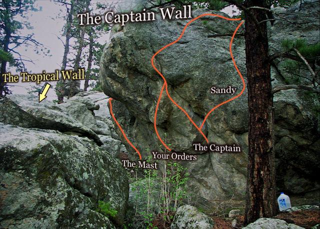 "Rock Climbing Photo: Photo beta of ""Sandy""."