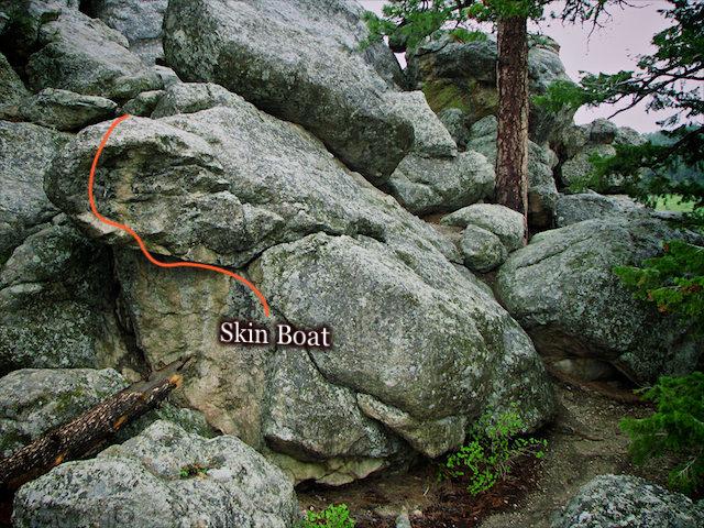 Skin Boat's photo beta.
