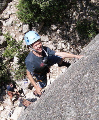 Rock Climbing Photo: Moritz Waldleben, Can Margues Upper