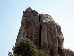 Rock Climbing Photo: Skyline, City of Rocks