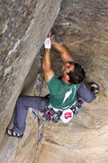 Rock Climbing Photo: Paradise Lost. photo by Mat Jacobson.
