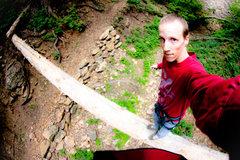 Rock Climbing Photo: in maple!