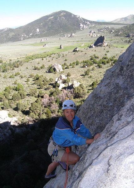 Rock Climbing Photo: Cruel Shoes