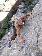Rock Climbing Photo: Tara