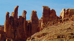 Rock Climbing Photo: Nice lines