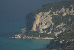 Rock Climbing Photo: Cala Luna which is accessible by boat