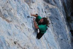 Rock Climbing Photo: maldito lunes 12b