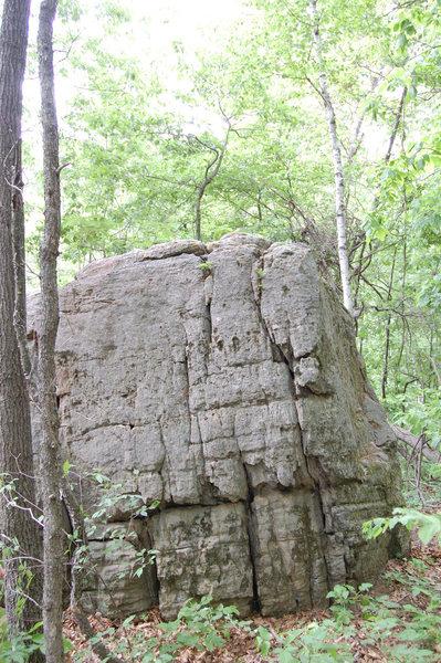 Rock Climbing Photo: Mesmerizing The Ultra