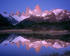 Rock Climbing Photo: Fitz Roy. Photo taken by Jack Bruer