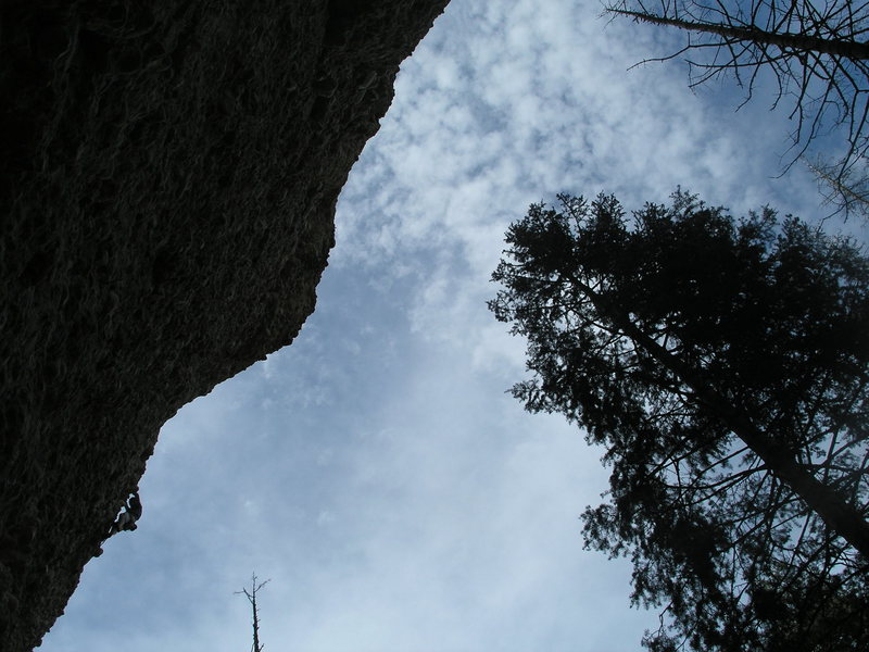 Rock Climbing Photo: the minimum crag