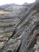 Rock Climbing Photo: 2nd Pitch
