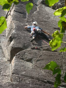 Rock Climbing Photo: Route: Flying and Drinking and Drinking and Drivin...