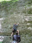 Rock Climbing Photo: Evan on Mild