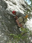 Rock Climbing Photo: The Old Man