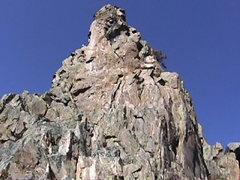 Rock Climbing Photo: Sky Pillar massif.