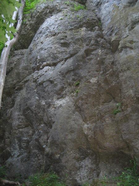 Rock Climbing Photo: Hope for a Boner