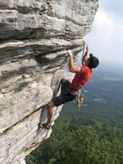 Rock Climbing Photo: Is this place open again yet? Myself trying to loo...