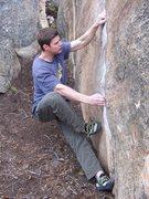 Rock Climbing Photo: Ripper Crack