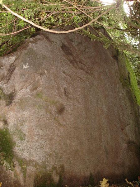 Rock Climbing Photo: Far Slab