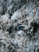 Rock Climbing Photo: cave at taxco mexico