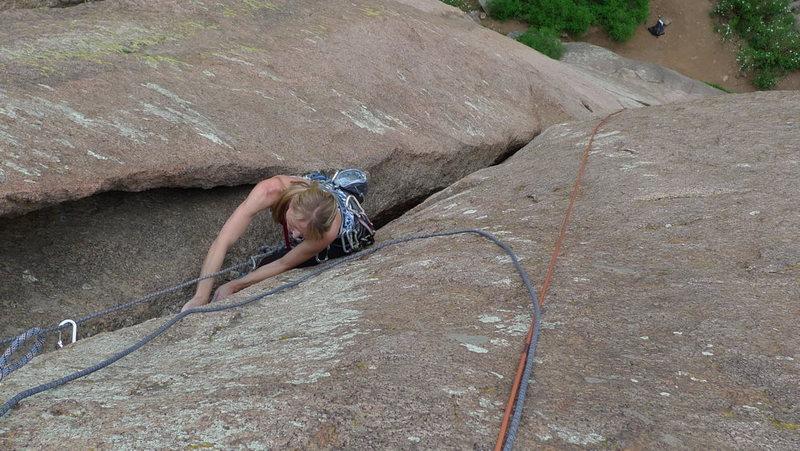 Rock Climbing Photo: Do it every summer.