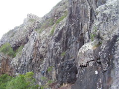 Rock Climbing Photo: Another view of the Mokuleia Wall looking east