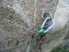 "Rock Climbing Photo: ""On belay"""