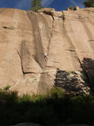 Rock Climbing Photo: Classic Dihedral.