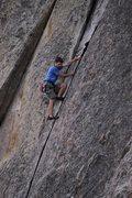 "Rock Climbing Photo: Mike A, ""Wheat Thin"" City of Fun, ID"