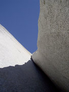"Rock Climbing Photo: ""Great White Book"" in Tuolumne Meadows"