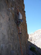 Rock Climbing Photo: Somewhere in the Owens River gorge, CA. 2008. Phot...