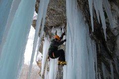 Rock Climbing Photo: chrix