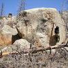 Milkyway Block, Boulder Milks, Walker Ranch.