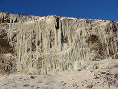 Rock Climbing Photo: Center Wall Sea Cliffs