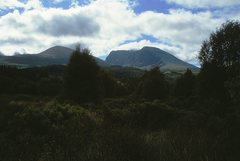 Rock Climbing Photo: Ben Nevis from the North West.