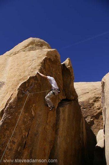 Rock Climbing Photo: Patracide